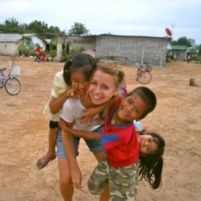 is volunteering abroad the right choice for you?
