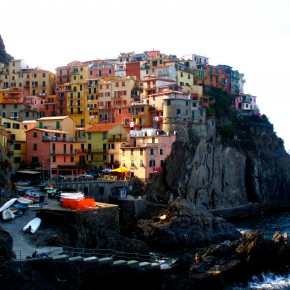 that time we conquered cinque terre (or did it conquer us?)